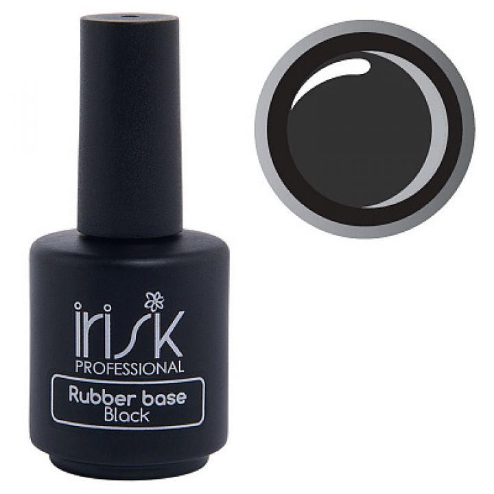 IRISK, База каучуковая камуфлирующая Rubber Base Black, 18мл