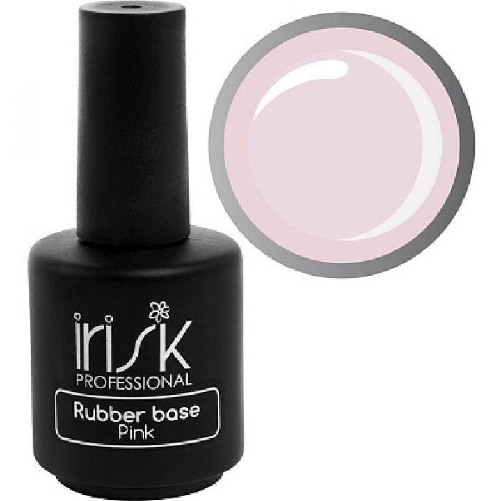 IRISK, База каучуковая камуфлирующая Rubber Base Pink, 18мл