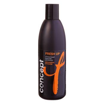 Concept, Бальзам оттеночный для медных оттенков волос, 300 мл