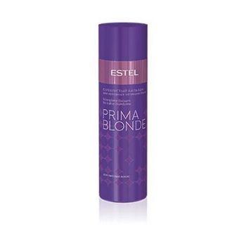Estel, Серебристый бальзам Prima Blonde, для холодных оттенков блонд, 200 мл