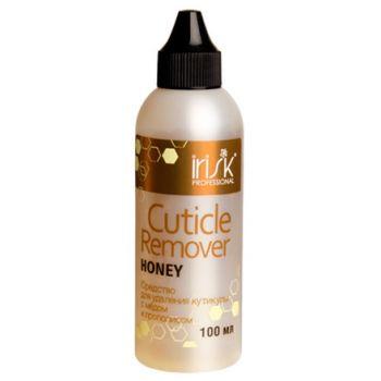Irisk, Средство для удаления кутикулы Honey Cuticle Remover, 100 мл