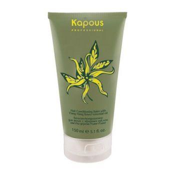 Kapous, Бальзам-кондиционер для волос Иланг-Иланг, 150 мл