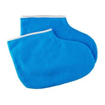 Irisk, Валенки для парафинотерапии, синие, 2 шт