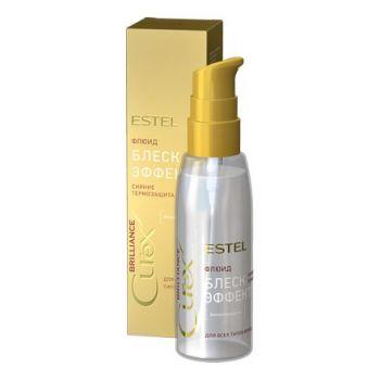 Estel, Флюид-блеск CUREX BRILLIANCE для всех типов волос, 100 мл