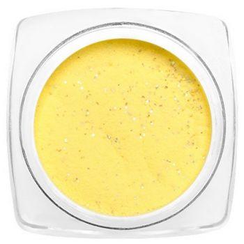 IRISK, Декор «Бархатный песок» №03, кукурузно-желтый