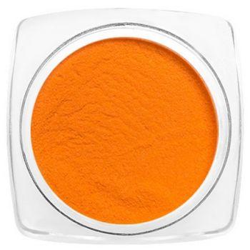 IRISK, Декор «Бархатный песок» №05, насыщенный оранжевый