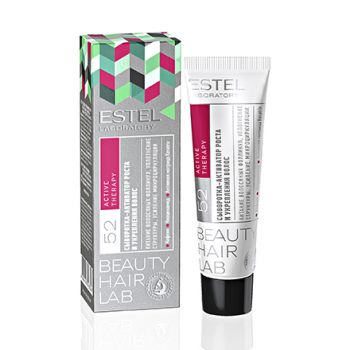 Estel, Сыворотка Beauty Hair Lab, активатор роста волос, 30 мл