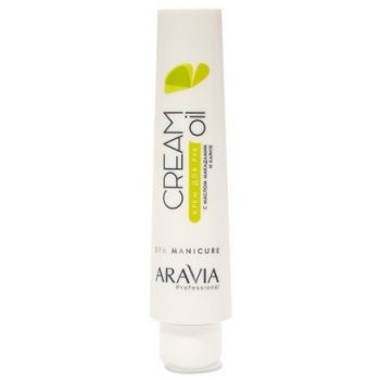 Aravia Professional, Крем для рук «Cream Oil» с маслом макадамии и карите, 100 мл
