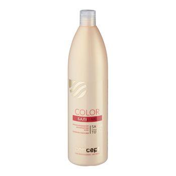 Concept, Бальзам-кондиционер для окрашенных волос, 1000 мл