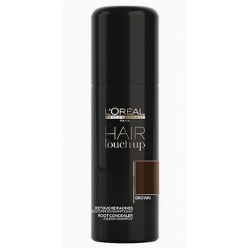 L'oreal Professionnel, Hair Touch Up, Консилер для волос, Каштановый, 75 мл