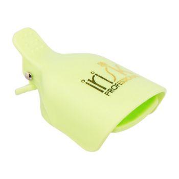 Irisk, Зажим-прищепка для снятия искусственных покрытий для ног №10