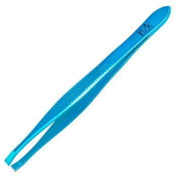 Irisk, Пинцет для бровей прямой (синий)