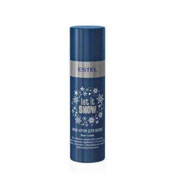Estel, Wow-крем для волос 10 в 1 Let It Snow, 100 мл