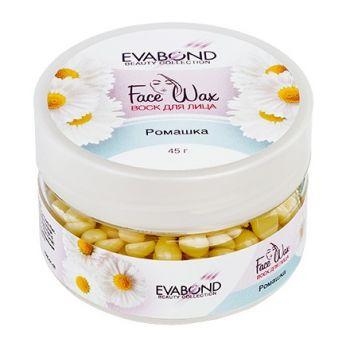 EVABOND, Воск для лица «Face Wax», Ромашка, 45 г