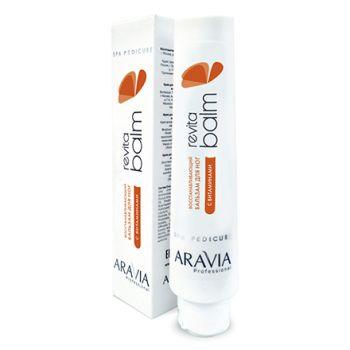 Aravia Professional, Бальзам для ног Revita Balm восстанавливающий, 100 мл
