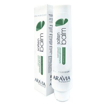 Aravia Professional, Бальзам для ног Soft Balm смягчающий, 100 мл