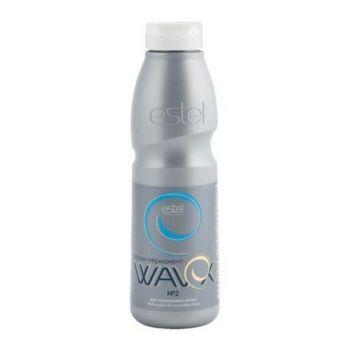 Estel, Лосьон-перманент №2 Wavex, для нормальных волос, 500 мл
