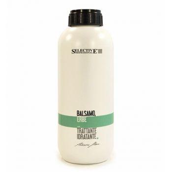 Selective Professional, Бальзам для жирных волос Alla Erbe, травяной, 1000 мл