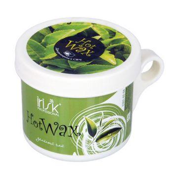 IRISK, Воск горячий «Зеленый чай», 100 г