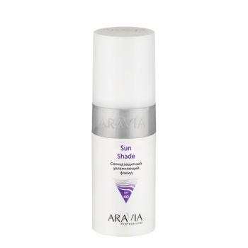 ARAVIA Professional, Солнцезащитный увлажняющий флюид Sun shade SPF-40, 150 мл