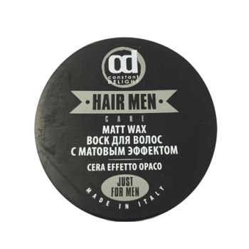 Constant Delight, Воск для волос Hair men care, 100 мл