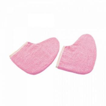 Igrobeauty, Носки для парафинотерапии, розовые