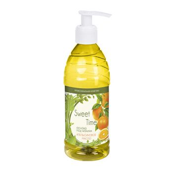 Domix,  Основа под макияж  «Апельсиновое масло», 210 мл