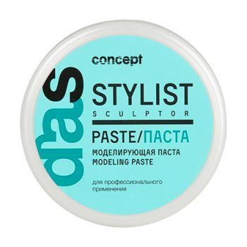 Concept, Моделирующая паста для волос Stylist sculptor, 85 мл