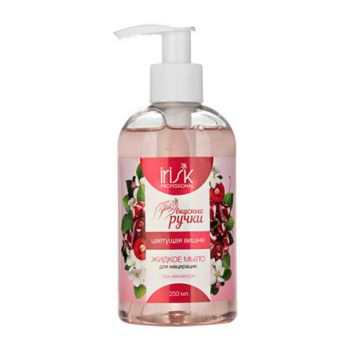 IRISK, Жидкое мыло «Цветущая вишня», 250 мл