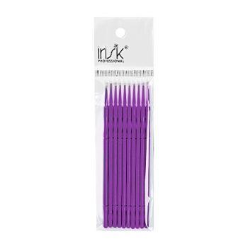 IRISK, Микрощеточки в пакете, M, фиолетовые, 10 шт.