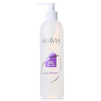 ARAVIA Professional, Масло после депиляции для чувствительной кожи, лаванда, 300 мл