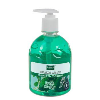Domix, Жидкое мыло «Свежесть мохито», 500 мл