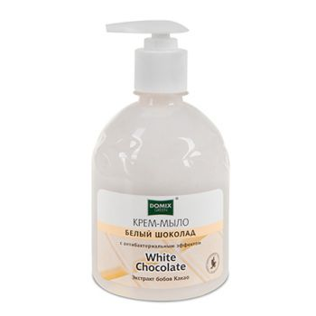 Domix, Жидкое мыло «Белый шоколад», 500 мл