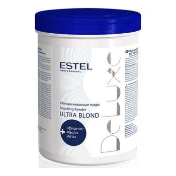 Estel, Пудра Ultra Blond De Luxe, для обесцвечивания волос, 750 г