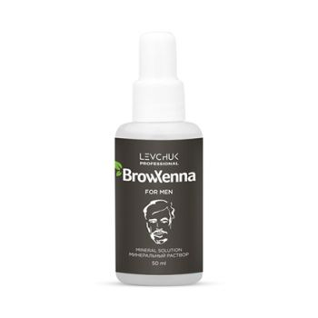 BrowXenna, Минеральный раствор For Men, 50 мл