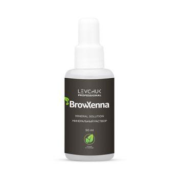 BrowXenna, Минеральный раствор, 50 мл