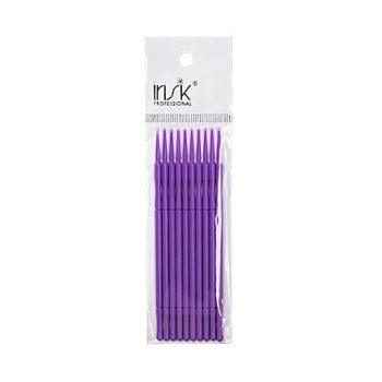 IRISK, Микрощеточки фиолетовые, размер S, 10 шт.