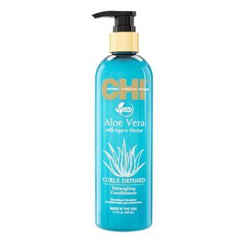 CHI, Кондиционер Aloe Vera with Agave Nectar, 340 мл