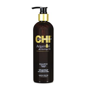 CHI, Шампунь для волос Argan Oil, 340 мл