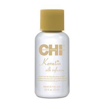 CHI, Сыворотка Keratin Silk Infusion, 15 мл