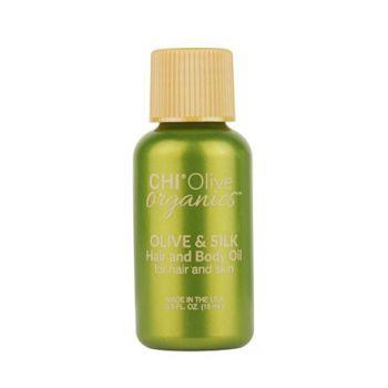 CHI, Масло для волос и тела Olive Organics, 15 мл