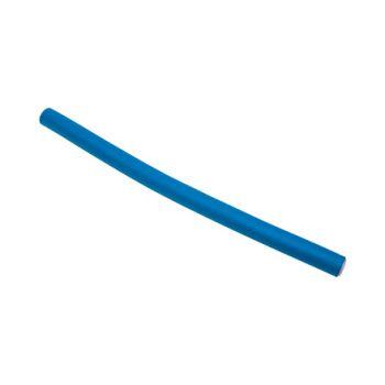 Dewal, Бигуди-бумеранги, синие, 14 мм
