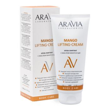 ARAVIA Laboratories, Крем-лифтинг для тела Mango, 200 мл
