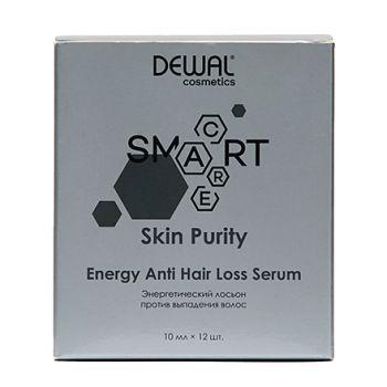 Dewal, Лосьон против выпадения волос Smart Care Purity Energy, 12х10 мл