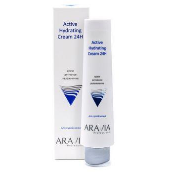 ARAVIA Professional, Крем для лица Active Hydrating, 100 мл