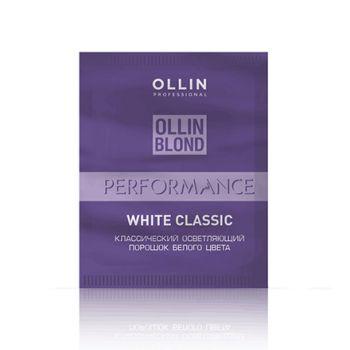 OLLIN, Осветляющий порошок Blond Performance, 30 г