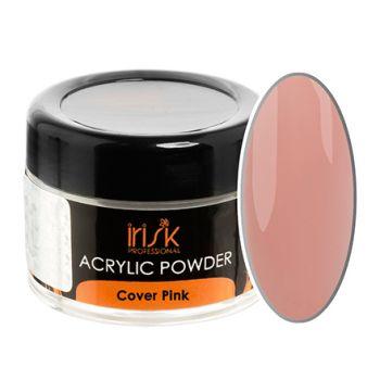IRISK, Акриловая пудра Cover Pink, 12 мл