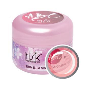 IRISK, Гель для моделирования ABC Cover Pink, 15 мл