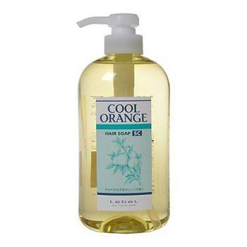 Lebel, Шампунь для волос Cool Orange Soap, 600 мл