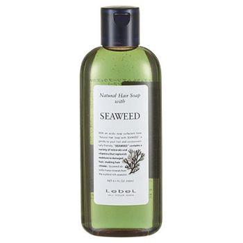 Lebel, Шампунь для волос NHS Seaweed, 240 мл